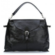 Caterina Lucchi Sporting Satchel black