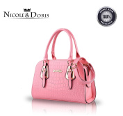 Nicole & Doris 2016 new crocodile handbags handbags fashion tide women Messenger Bag shoulder bag purse