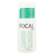 Focal natural deodorant roll-on, alcohol, fragrance & oil free, hypo-allergenic, non sticky for men and women 60 ml