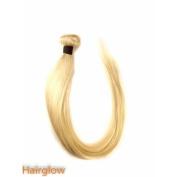 Virgin hair 46cm Silky Straight Brazilian virgin Hair Extension 613