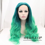 Heahair® Handmade Women Handtied Cosplay Synthetic Lace Front Wig