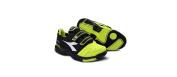 Diadora S. Star Junior V Kindertenniss Shoe with hook and loop Strap Size 28