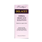 Healthpol | Delacet - Head Lice Solution00ML