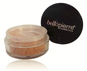 Bellapierre Cosmetics Mineral Blush in Desert Rose SPF15 4g Travel Size Sifter Jar.