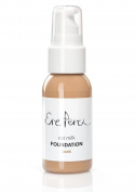Ere Perez Natural Cosmetics Oat Milk Foundation, Dark