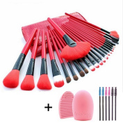 Professional High Quality Makeup Brush Set + Gifts!