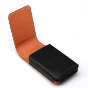 Galaxy S5 Leather Pouch Belt Clip Case
