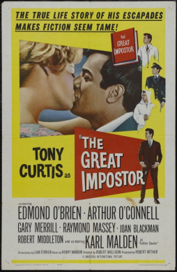 The Great Impostor (Universal Vault)