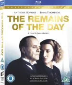 The Remains of the Day [Region B] [Blu-ray]