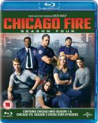 Chicago Fire: Season Four [Blu-ray]