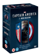 Captain America [Region 2]
