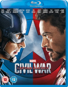 Captain America: Civil War [Region B] [Blu-ray]