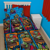 TMNT Urban Bedding Set - Single.