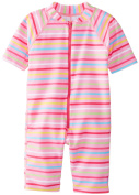 i play One Piece Zip Sunsuit for Girls