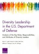 Diversity Leadership in the U.S. Department of Defense