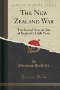 The New Zealand War