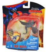 How To Train Your Dragon Movie 10cm Series 3 Action Figure Red Death