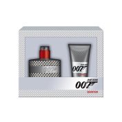 James Bond 007 Quantum Gift Set contains Eau de Toilette Spray 30 ml and Shower Gel 50 ml