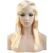 S-noilite® Women Long Straight Full Head Wig Cosplay Party Fancy Dress Real Thick 100% Brand New