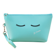 Contever® Protable Fashion PU Wash Bag Make-up Storage Bag Toiletry Travel Hand Bag For Women Lady Girl - Style 3