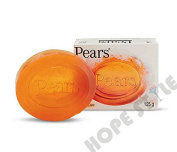 6x Pears Transparent Original Gentle Care Soap 125g