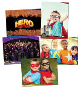 Vacation Bible School 2017 Vbs Hero Central Decorating Poster Pak