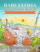Barcelona Coloring Book