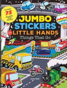 Jumbo Stickers for Little Hands