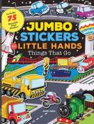 Jumbo Stickers for Little Hands
