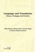 Language and Translation
