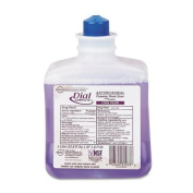 Dial Prof Complete Foaming Hand Wash Refill, Cool Plum Scent, 1L Bottle