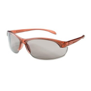 Women's Eyewear Dusty Rose Frame TSR-Grey Anti-Scratch Lens One Size