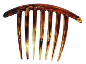 French Twist Comb - Set of 3 (Three) Combs in Tortoise Shell