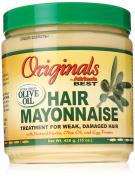 Africa's Best Organics Hair Mayonnaise, 440ml