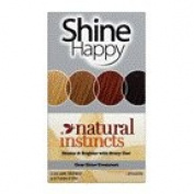 Clairol Natural Instincts Shine Happy Clear Hair Colour Treatment