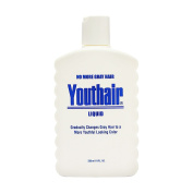 Youthair Hair Colour and Conditioner For Men, Liquid 8 fl oz