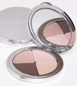 La Bella Donna Eyeshadow Compact Quad - Down To Earth