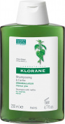 Klorane Oily Hair White Nettle Shampoo 200ml