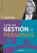 Cuestiones Sobre Gestion de Personas [Spanish]