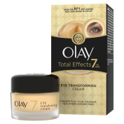 Olay Total Effects Eye Transforming Cream for Unisex, 15ml
