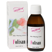 Depileve After Waxing Lotion Folisan, 160ml
