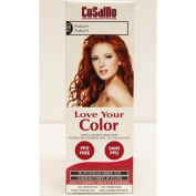 Love Your Colour Hair Colour - CoSaMo - Non Permanent - Auburn - 1 Count