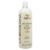 La-Brasiliana Dieci All-in-One Hair Treatment 1000ml
