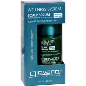 Giovanni Hair Care Products Scalp Serum Wellness System - 30ml