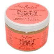 Shea Moisture Organic Coconut & Hibiscus Curling Soufflé!
