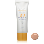 Lumene Bright Now Vitamin C BB Cream SPF 20, Light, 1.7 Fluid Ounce