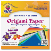 Pacon Origami Paper, Pack Of 55 Sheets