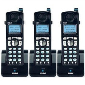 RCA H5401RE1 DECT 6.0 Expandable Handset / Charger - Compatible with with 25423RE1, 25424RE1 and 25425RE1 - 3-Pack