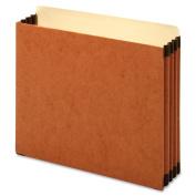 Globe Weis Heavy-duty Letter File Cabinet Pockets