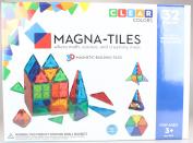 Magna-Tiles Clear Colours 32-pc Set